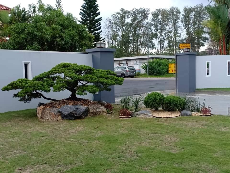 Client - Mr Chong - UA Bonsai - Malaysia Garden Landscape ...