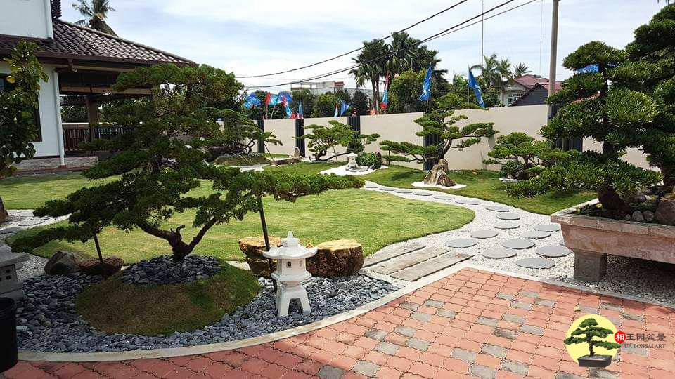 打造舒适和谐的环境 - UA Bonsai - Malaysia Garden Landscape Design ...